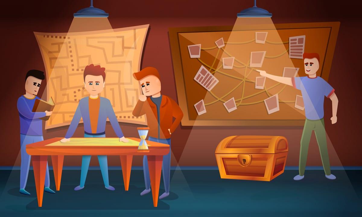 Escape room educativos. Digitalización A.0